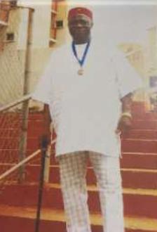 Chief Anthony Chimmuanya Inyama